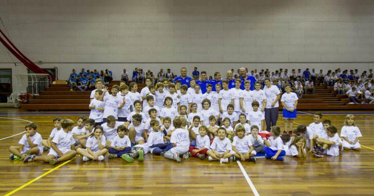 Gran Galà del basket sammarinese, una entusiasmante prima edizione