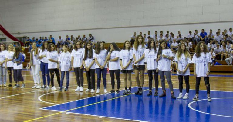 Basket Femminile: le Titane avanti con entusiasmo
