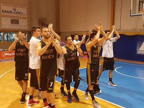 Play-off C Gold: Gara 1 Salus BO – Asset Banca RSM 60-68