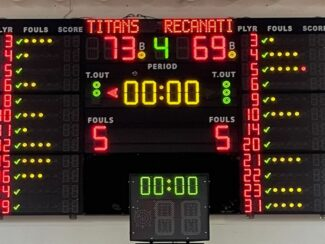 titans recanati 73-69